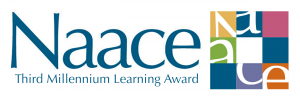 Naace Logo Generic 3rd Millennium Learning Award png version